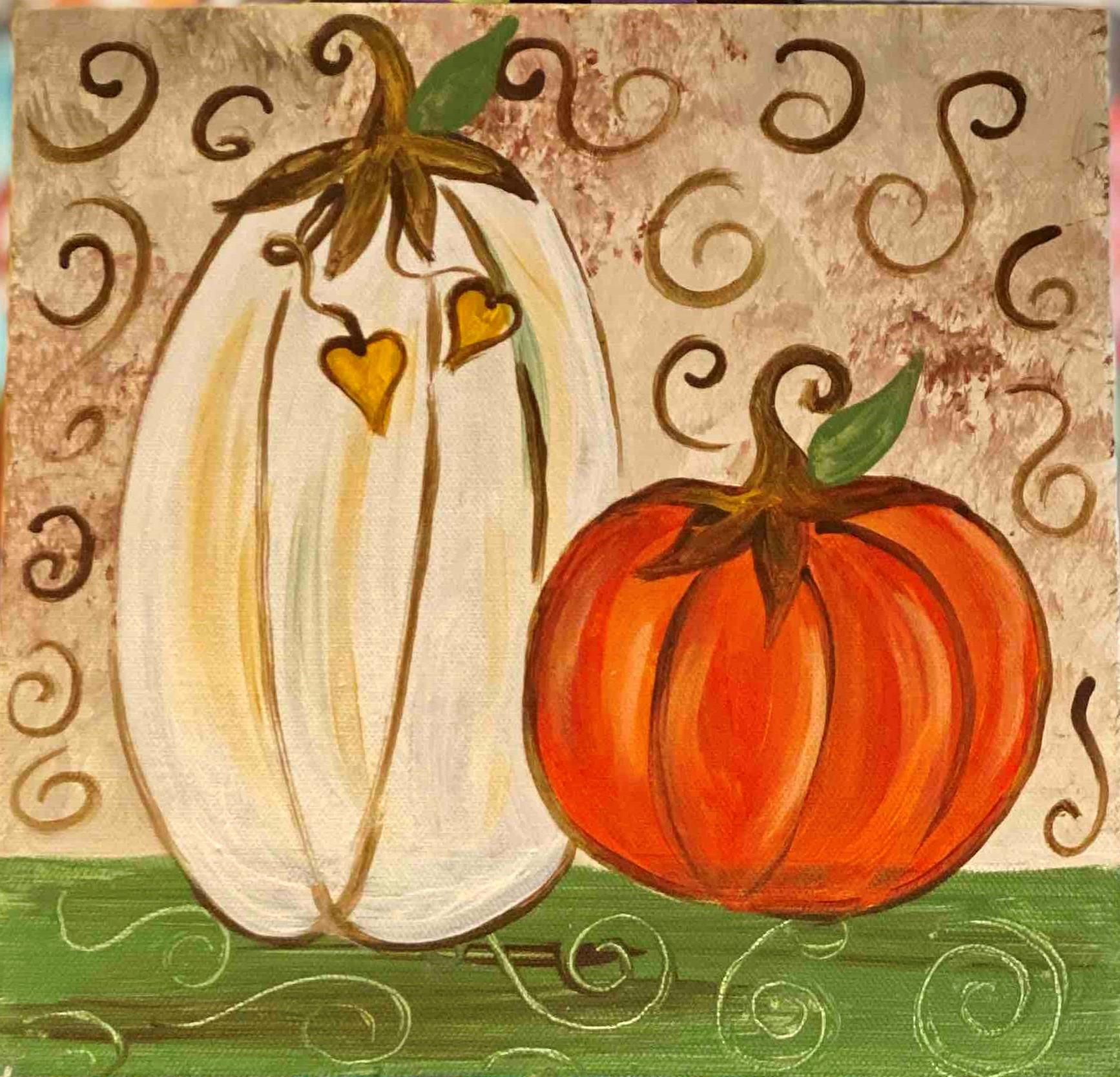 take home kit pumpkin spice